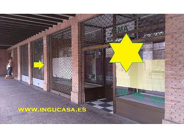 Foto 1 - Local en alquiler en plaza San Pablo, San Pablo en Palencia - 275415825