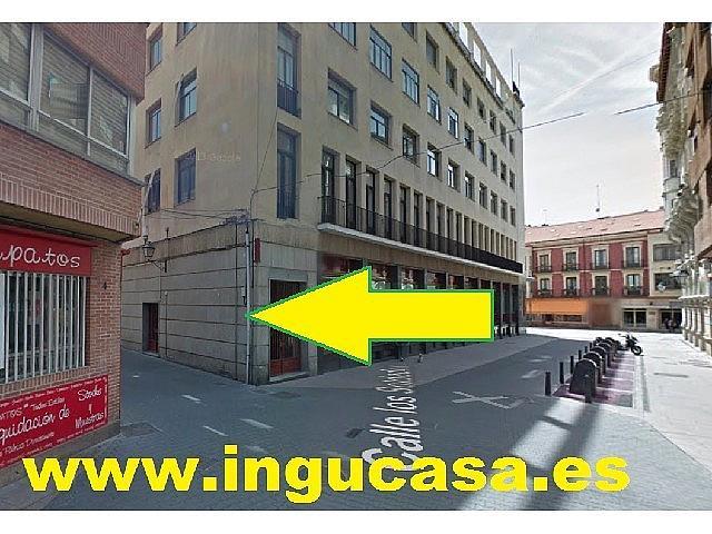 Foto 2 - Garaje en alquiler en calle Los Soldados, La Puebla-Centro en Palencia - 257256283