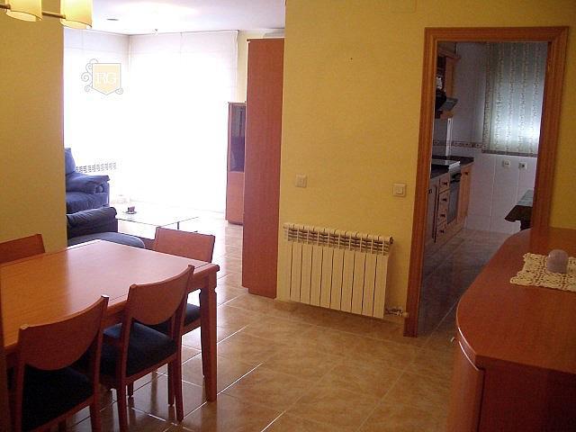 2 Piso 4 habitaciones amueblado alquiler Finques Rossello.JPG - Piso en alquiler en Mataró - 325455195