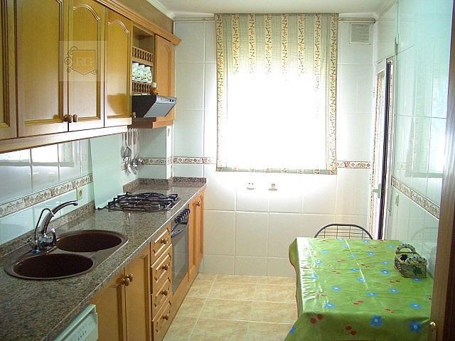 5 Piso 4 habitaciones amueblado alquiler Finques Rossello.JPG - Piso en alquiler en Mataró - 325455204