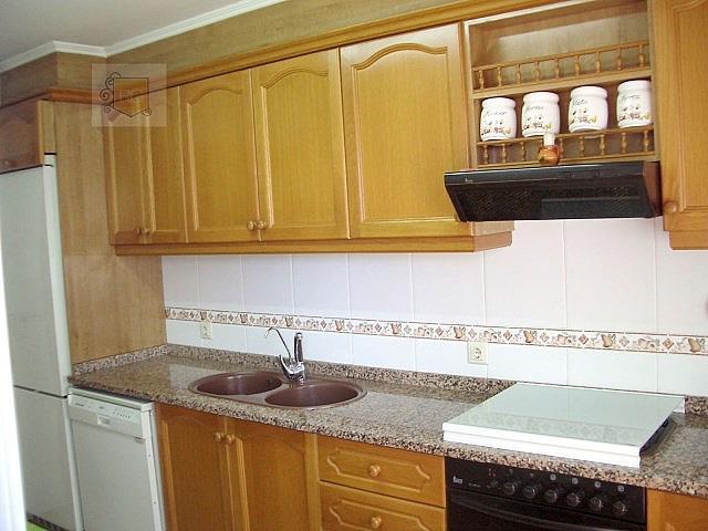 6 Piso 4 habitaciones amueblado alquiler Finques Rossello.JPG - Piso en alquiler en Mataró - 325455207