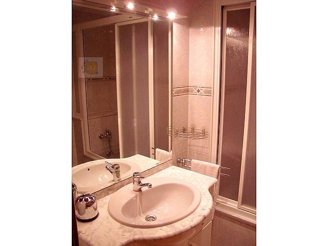 9 Piso 4 habitaciones amueblado alquiler Finques Rossello.JPG - Piso en alquiler en Mataró - 325455216