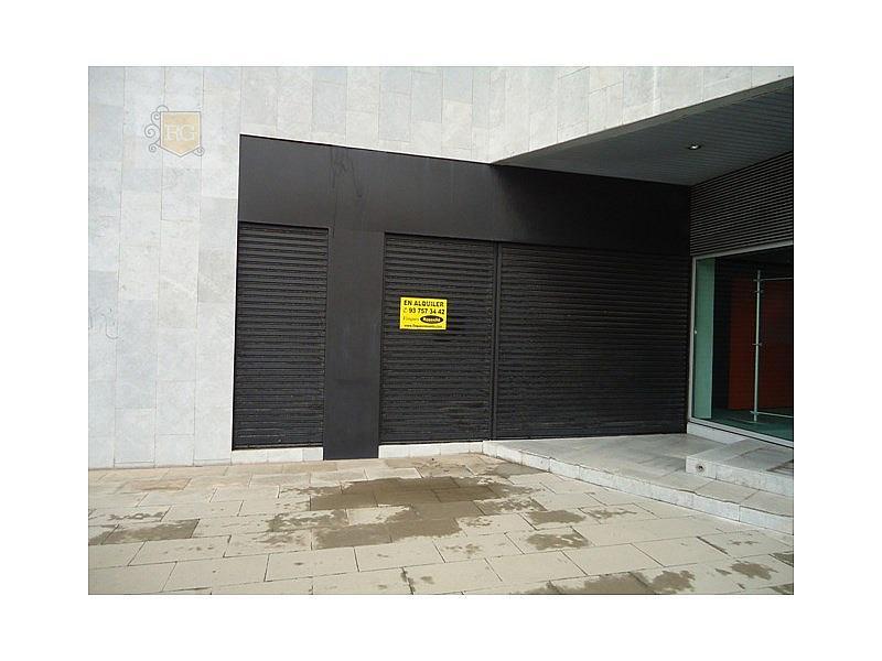 DSC04999.JPG - Local comercial en alquiler en Via Europa en Mataró - 325975555