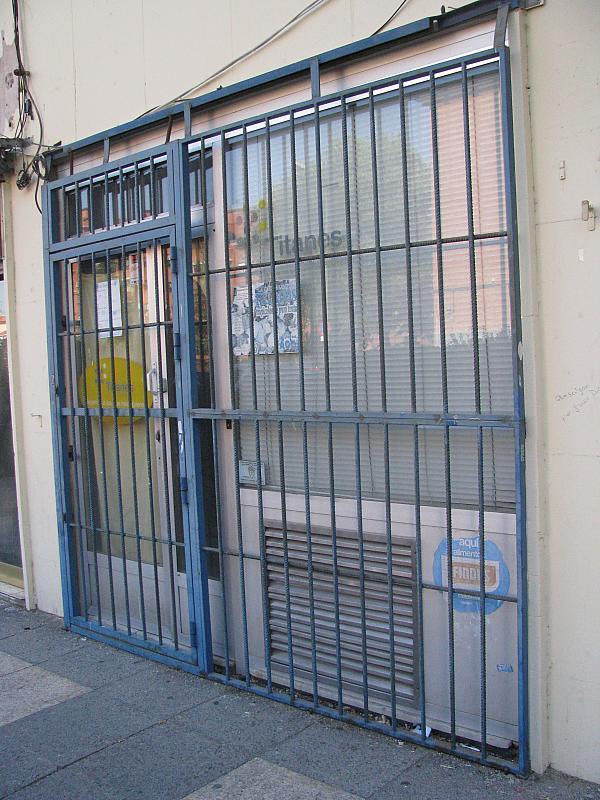 Fachada - Local comercial en alquiler en calle Sequillo, Pueblo Nuevo en Madrid - 199872295