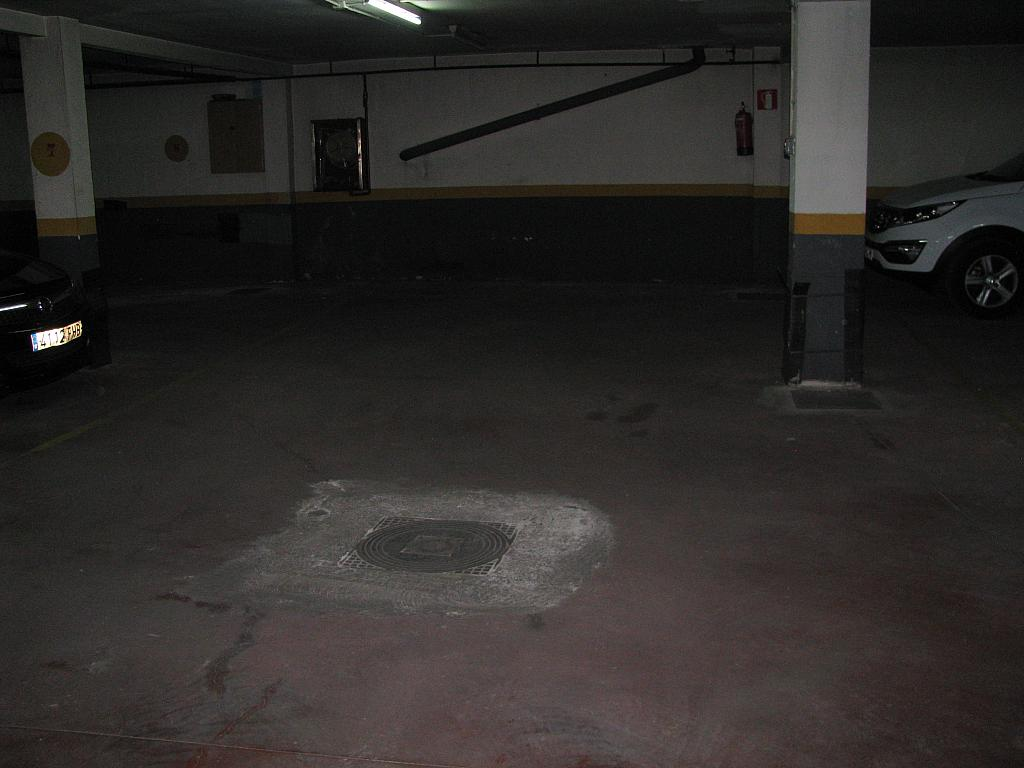 Vistas - Parking en alquiler en calle Juan Arolas, Pueblo Nuevo en Madrid - 229733732