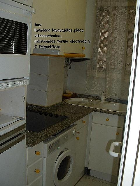 Cocina - Apartamento en venta en calle Diputacion, Vilafortuny en Cambrils - 260236152