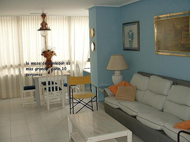 Comedor - Apartamento en venta en calle Diputacion, Vilafortuny en Cambrils - 260236155
