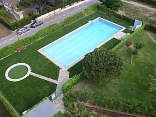 Piscina - Apartamento en venta en calle Brujula, Cambrils mediterrani en Cambrils - 260274347
