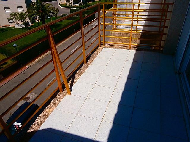 Terraza - Apartamento en alquiler de temporada en calle Neptu, Tarraco en Cambrils - 260969690