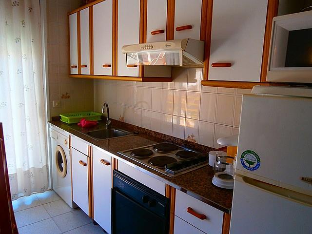 Cocina - Apartamento en alquiler de temporada en calle Neptu, Tarraco en Cambrils - 260969698