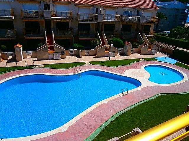Piscina - Apartamento en alquiler de temporada en calle Neptu, Tarraco en Cambrils - 260969704