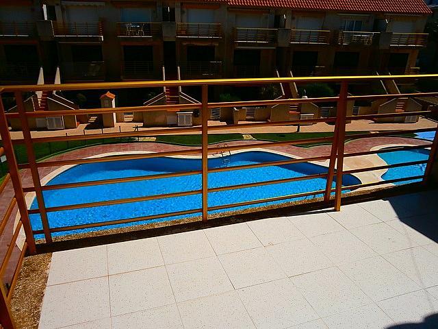 Terraza - Apartamento en alquiler de temporada en calle Neptu, Tarraco en Cambrils - 260969706