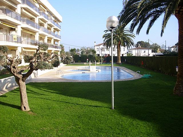 Fachada - Apartamento en alquiler de temporada en calle Martin Alonso Pinzon, Cambrils mediterrani en Cambrils - 262453536