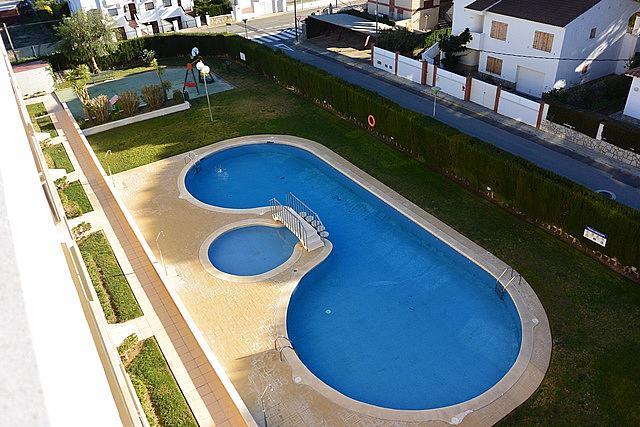 Piscina - Apartamento en alquiler de temporada en calle Martin Alonso Pinzon, Cambrils mediterrani en Cambrils - 262453542