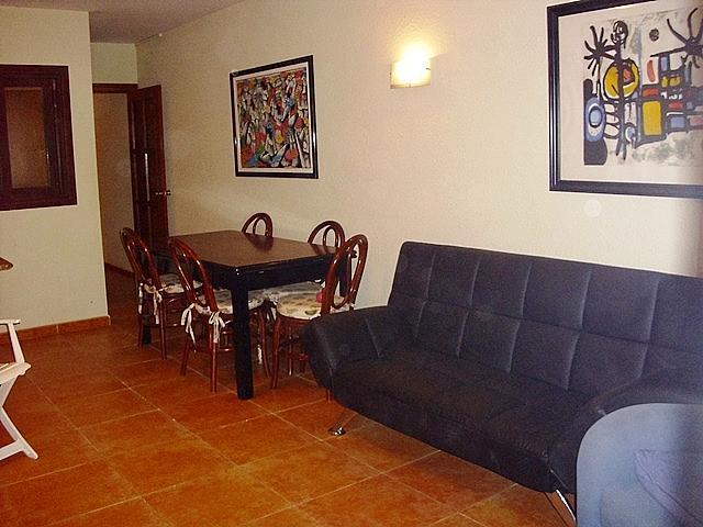 Comedor - Apartamento en alquiler de temporada en paseo Maritimo, Cambrils mediterrani en Cambrils - 262508054