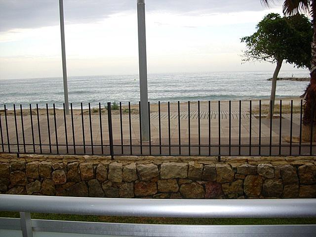 Vistas - Apartamento en alquiler de temporada en paseo Maritimo, Cambrils mediterrani en Cambrils - 262508056