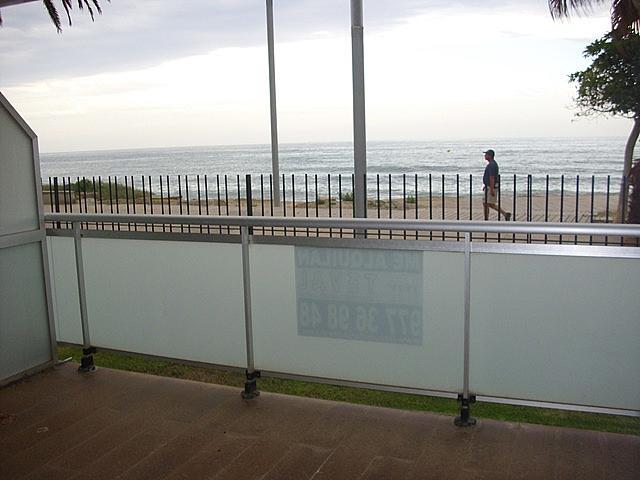 Vistas - Apartamento en alquiler de temporada en paseo Maritimo, Cambrils mediterrani en Cambrils - 262508062