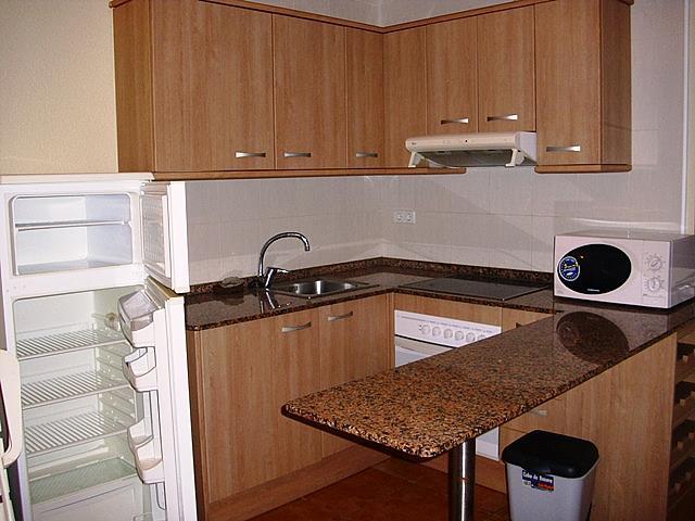 Cocina - Apartamento en alquiler de temporada en paseo Maritimo, Cambrils mediterrani en Cambrils - 262508067