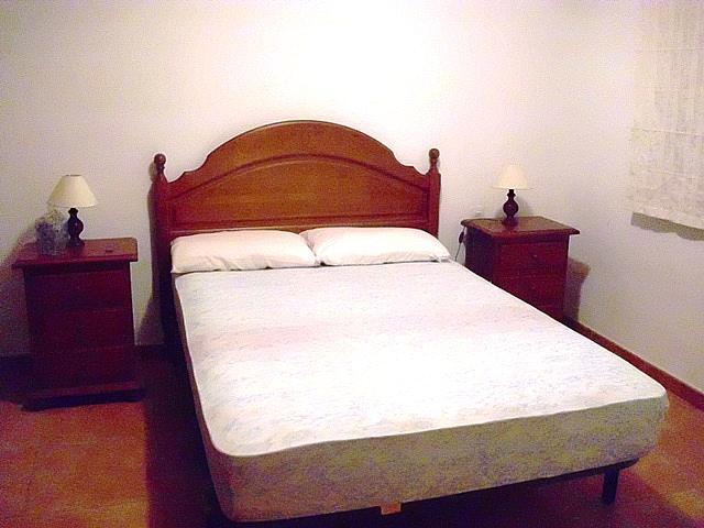Dormitorio - Apartamento en alquiler de temporada en paseo Maritimo, Cambrils mediterrani en Cambrils - 262508074