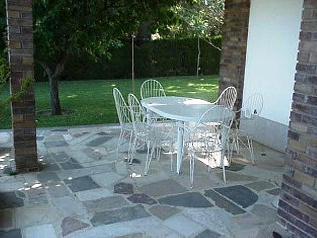 Jardín - Chalet en alquiler de temporada en calle Pluto, Tarraco en Cambrils - 262917649