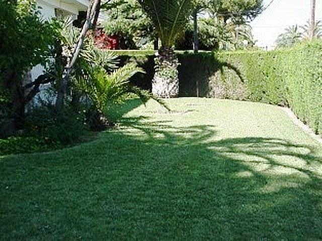 Jardín - Chalet en alquiler de temporada en calle Pluto, Tarraco en Cambrils - 262917650