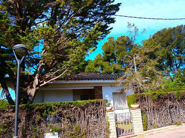 Fachada - Chalet en alquiler de temporada en calle Pluto, Tarraco en Cambrils - 262917652