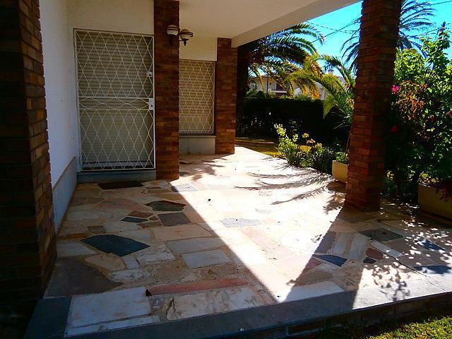 Jardín - Chalet en alquiler de temporada en calle Pluto, Tarraco en Cambrils - 262917668