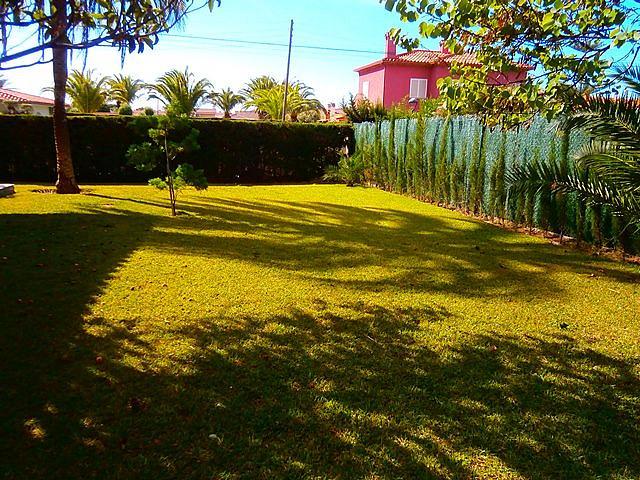 Jardín - Chalet en alquiler de temporada en calle Pluto, Tarraco en Cambrils - 262917670