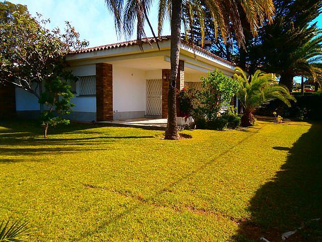 Jardín - Chalet en alquiler de temporada en calle Pluto, Tarraco en Cambrils - 262917672