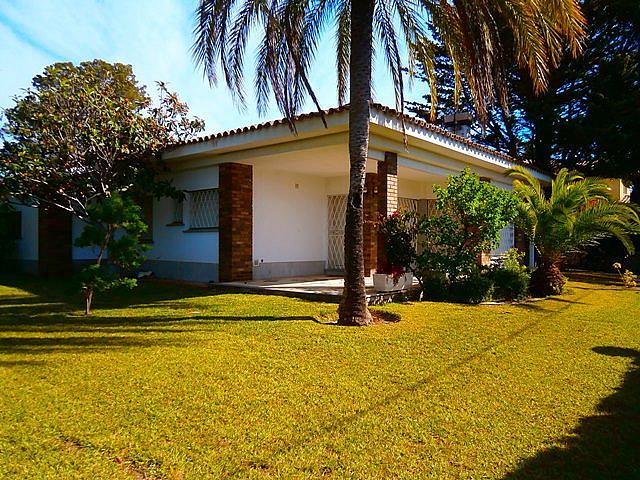 Jardín - Chalet en alquiler de temporada en calle Pluto, Tarraco en Cambrils - 262917673