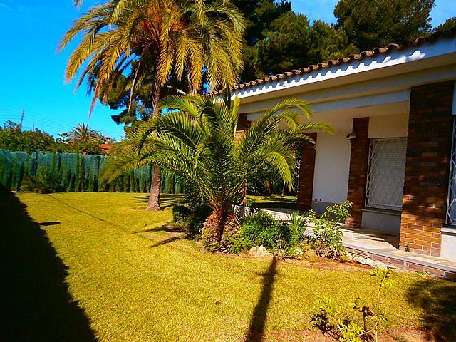 Jardín - Chalet en alquiler de temporada en calle Pluto, Tarraco en Cambrils - 262917682