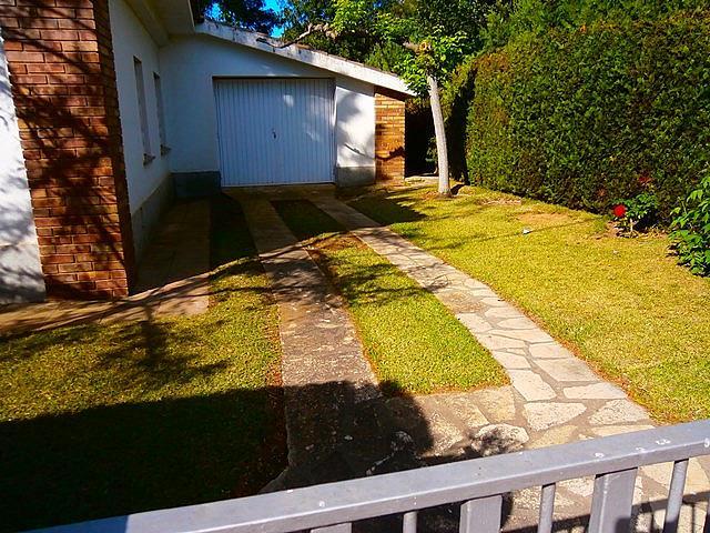 Jardín - Chalet en alquiler de temporada en calle Pluto, Tarraco en Cambrils - 262917686