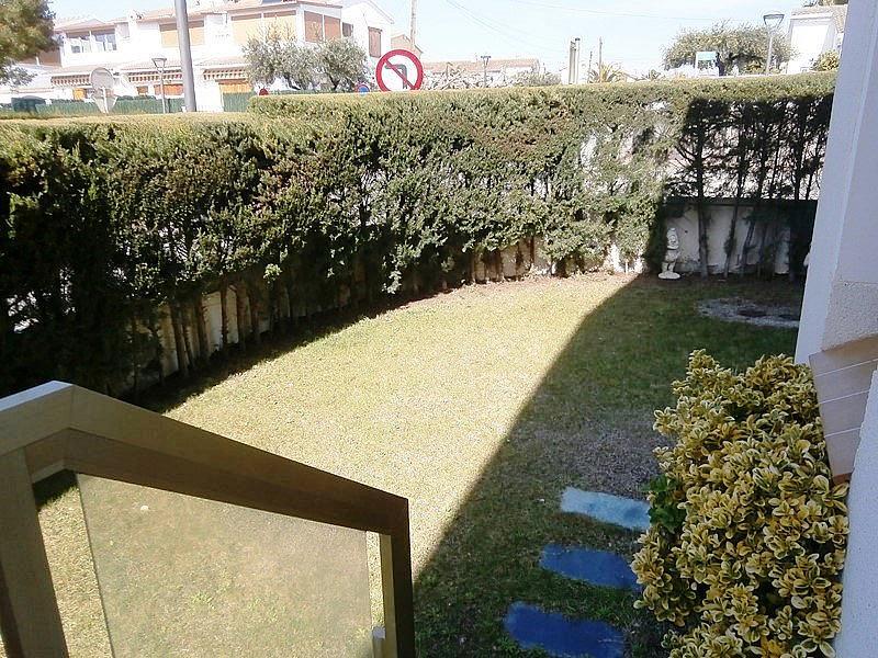 Jardín - Apartamento en venta en calle Mart, Tarraco en Cambrils - 265524986