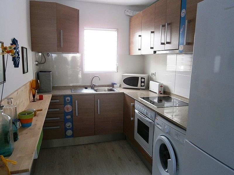 Cocina - Apartamento en venta en calle Erida, Tarraco en Cambrils - 276249831