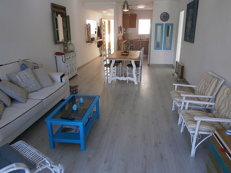Comedor - Apartamento en venta en calle Erida, Tarraco en Cambrils - 276249853