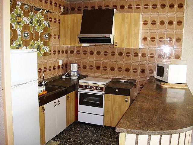 Cocina - Apartamento en venta en calle Eridiano, Tarraco en Cambrils - 289127495