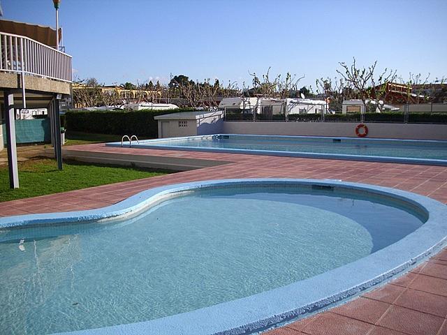 Piscina - Apartamento en venta en calle Eridiano, Tarraco en Cambrils - 289127525