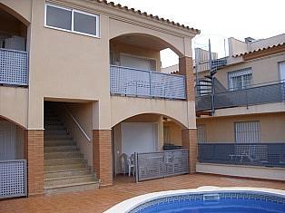 Fachada - Apartamento en venta en calle Montroig Bahia, Mont-Roig del Camp - 161751832