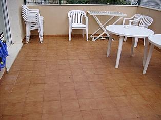 Terraza - Apartamento en venta en calle Montroig Bahia, Mont-Roig del Camp - 161751906