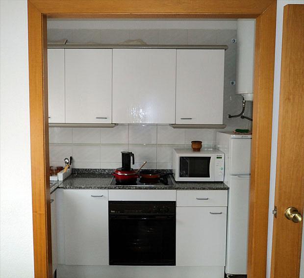 Cocina - Apartamento en venta en calle Alvaro de Bazan, Cambrils mediterrani en Cambrils - 190141546