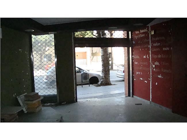 Local comercial en alquiler en Poble Nou-Zona Esportiva en Terrassa - 356845086