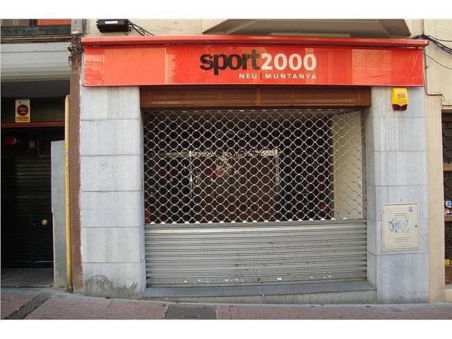 Local comercial en alquiler en Barri del Centre en Terrassa - 356846031