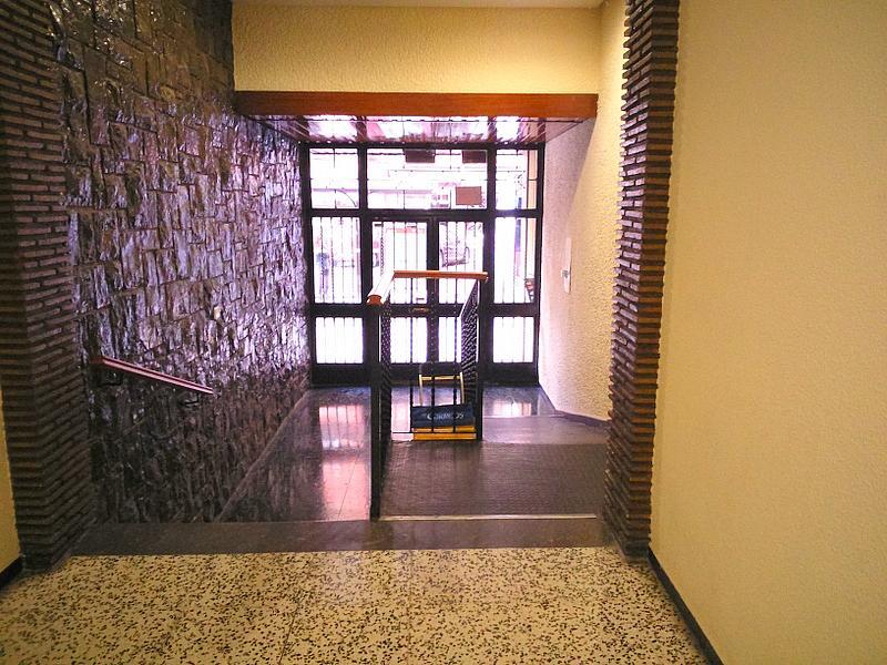 Vestíbulo - Piso en alquiler en calle Albacete, Arrancapins en Valencia - 329105451