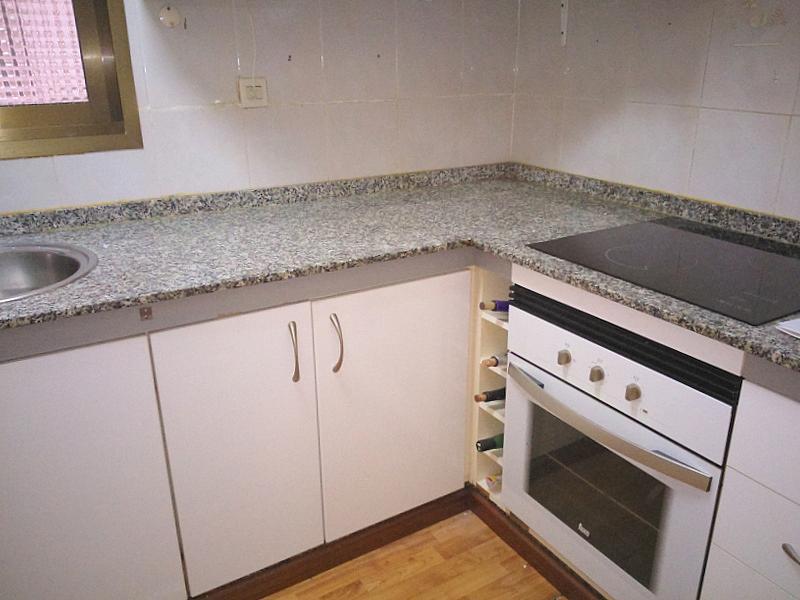 Cocina - Piso en alquiler en calle Albacete, Arrancapins en Valencia - 329105454