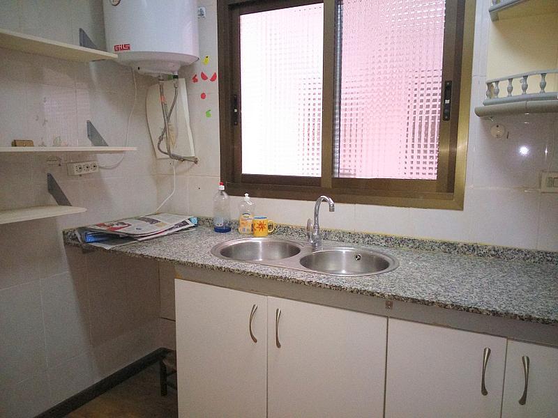 Cocina - Piso en alquiler en calle Albacete, Arrancapins en Valencia - 329105455