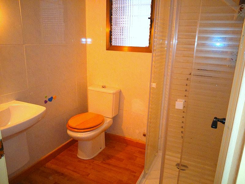 Baño - Piso en alquiler en calle Albacete, Arrancapins en Valencia - 329105457