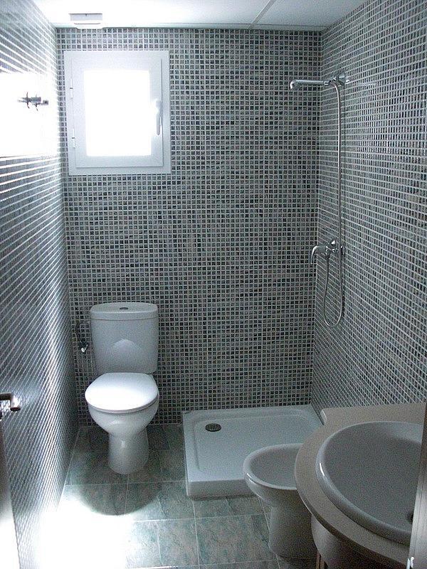 Baño - Piso en alquiler en calle CL Massanassa, Catarroja - 179158174