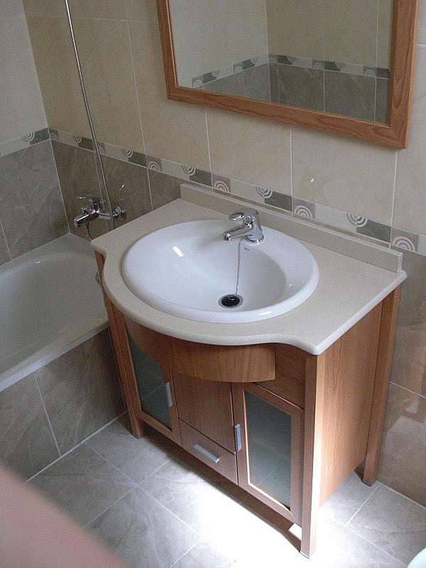 Baño - Piso en alquiler en calle CL Massanassa, Catarroja - 179158186