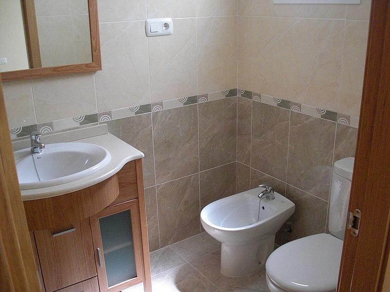 Baño - Piso en alquiler en calle CL Massanassa, Catarroja - 179158187