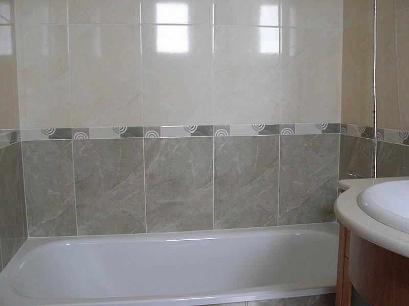 Baño - Piso en alquiler en calle CL Massanassa, Catarroja - 179158190